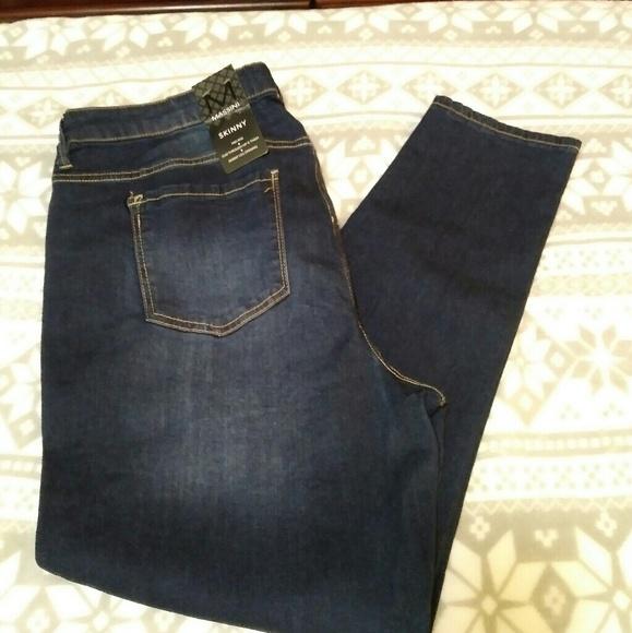 2a7722164b305 Massini jeans new tag